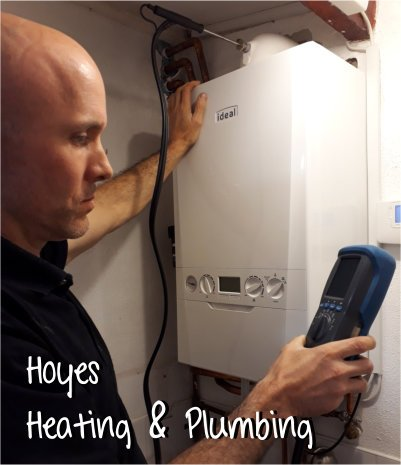 Hoyes Heating and Plumbing promotional photo