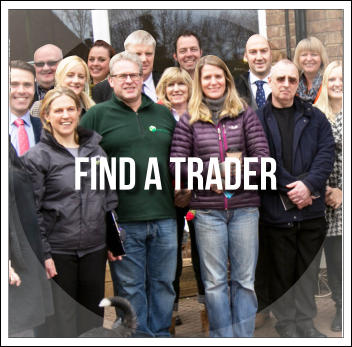 Find a Trader button