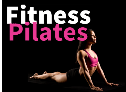 Fitness Pilates logo