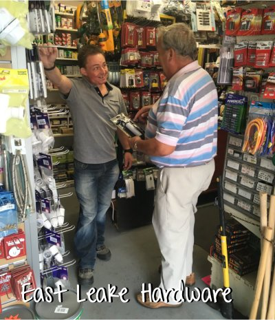 East Leake Hardware promotional photo