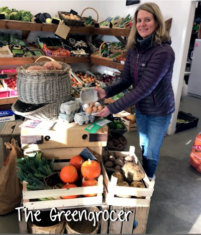 The Greengrocer promotional photo