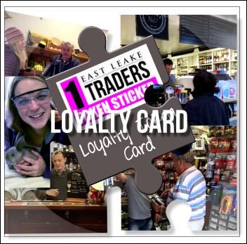 Loyalty Card button